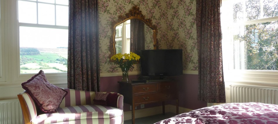 Room at Sevenford House Bed and Breakfast in North Yorkshire