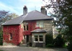 Sevenford House Bed and Breakfast in Autumn