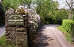 Sevenford House Bed and Breakfast Entrance