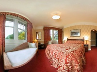 Guest Room at Sevenford House