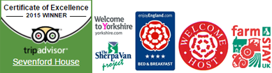 Bed and Breakfast Awards Enjoy England